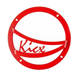 Set surround grills Kicx 6.5 M (red)