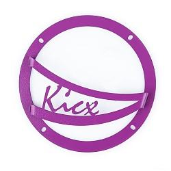 Set surround grills Kicx 6.5 M (purple)