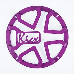 Set surround grills Kicx 8A (purple)
