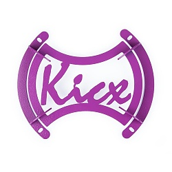Set surround grills Kicx 8M (purple)