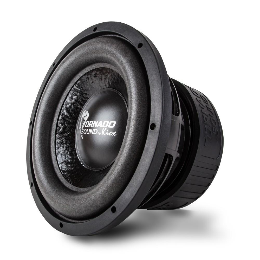 First Subwoofer From Top Series Tornado Sound By Kicx